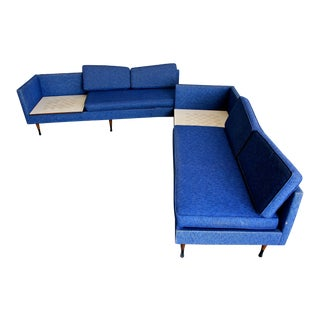 Kroehler Mid-Century Modern Sectional Sofa