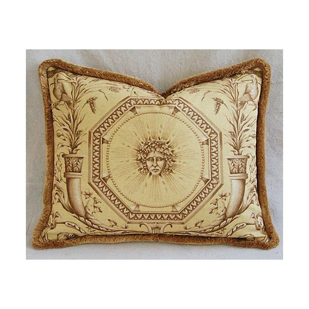 Designer Braemore Mythical Goddess Accent Pillow - Image 2 of 7