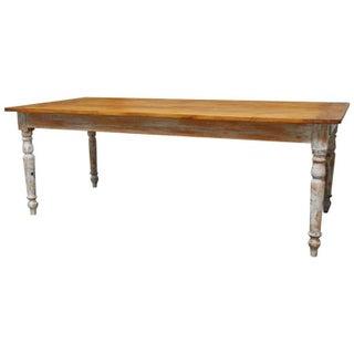American Rustic Pine Farm Table