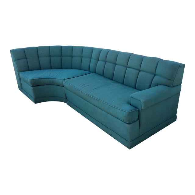 Vintage 1950's Sectional - Image 1 of 5