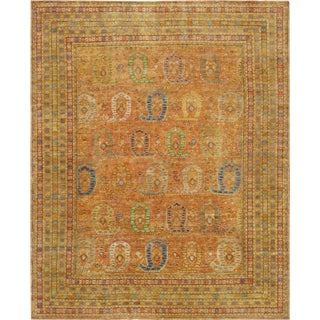"Pasargad Sultanabad Lamb's Wool Area Rug- 11'6"" X 14'6"""