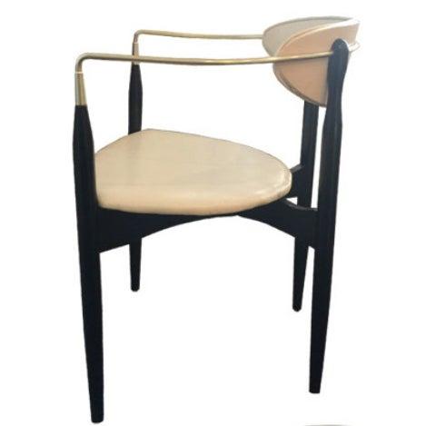 Image of Dan Johnson Viscount Chairs - Set of 4