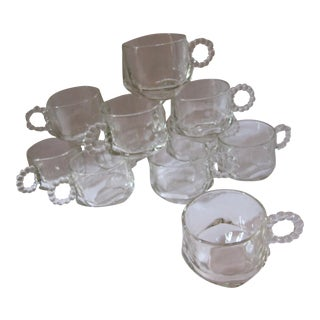 Vintage Punch Cups-11 Pieces