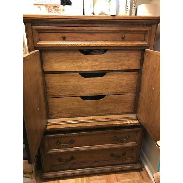 Image of Traditional 6-Drawer Wardrobe
