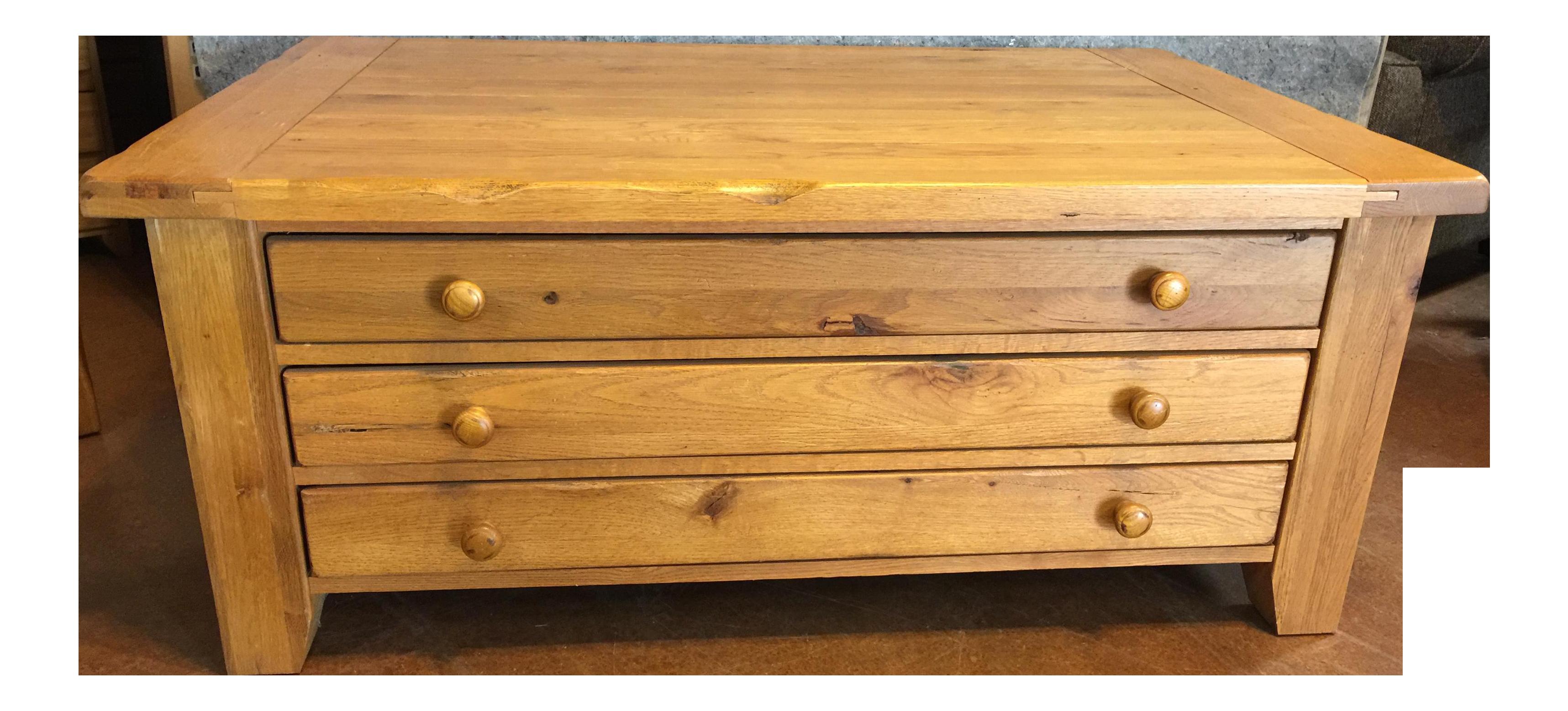 Vintage Used Lodge Coffee Tables Chairish
