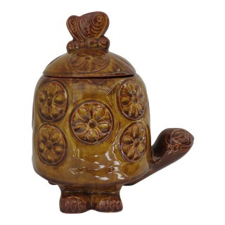 McCoy Turtle Cookie Jar