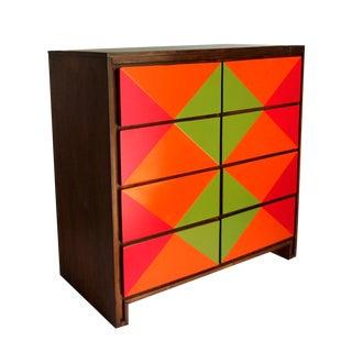 Russel Wright for Conant Ball Nine-Drawer Dresser