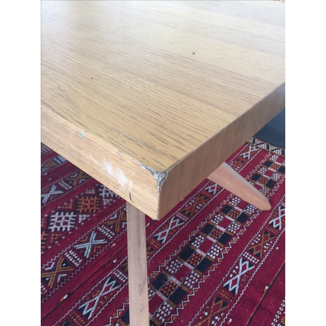 Image of Matthew Hilton Cross Extension Dining Table