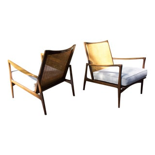 Kofod Larsen Danish Lounge Chairs - A Pair