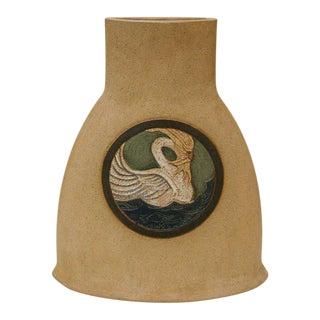 1978 Nittenegger Stoneware Vase