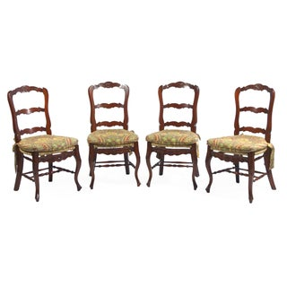 French Dining Chairs - Set of 4