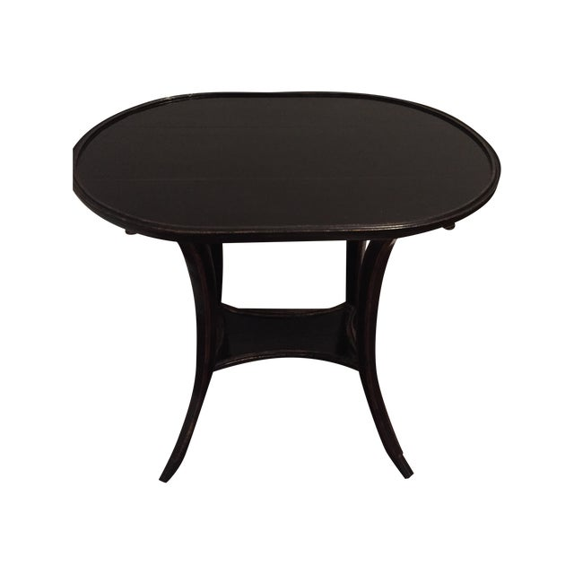 Rose Tarlow Roland Oval Side Table - Image 1 of 7
