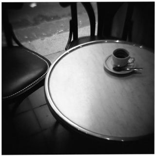 Cafe Photograph