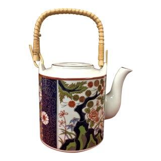 Vintage Imari Tea Pot