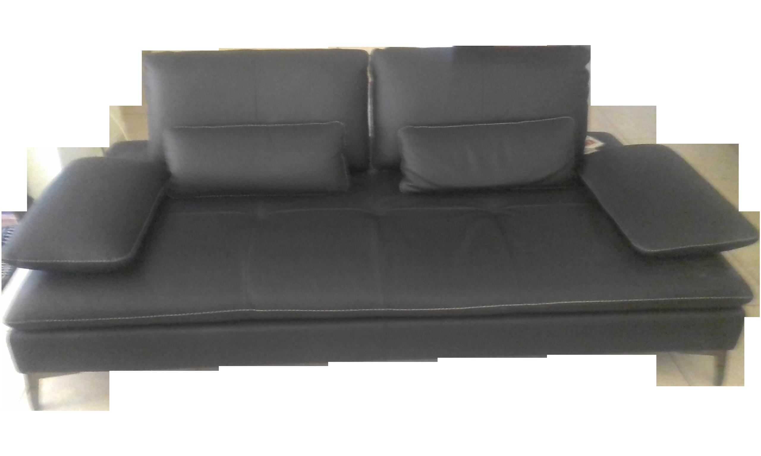 roche bobois scenario seat sofa