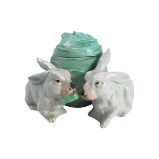 Rabbit Salt & Pepper Pot