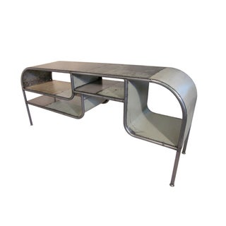 Reclaimed Vintage Metal Desk