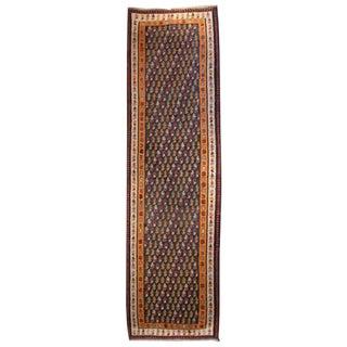 Persian Ghazvin Kilim Carpet Runner