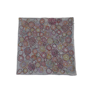 Staprans Design Silk Pillow Sham - Bubbles