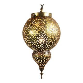 Brass Serouj Lantern