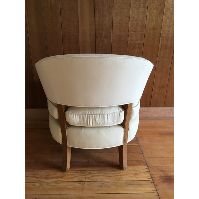 """Linden"" Chair + Custom Upholstery Service - Image 2 of 5"