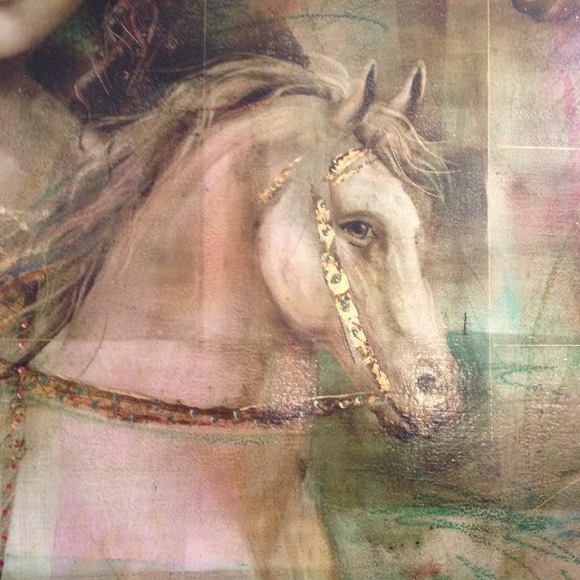 Markus Csaba Untitled Painting - Image 9 of 11