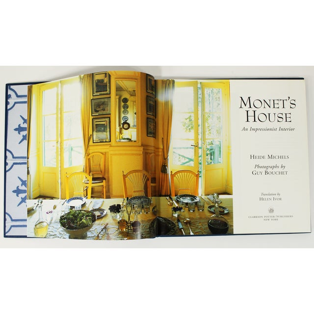 """Monet's House"" First Edition Book - Image 5 of 8"