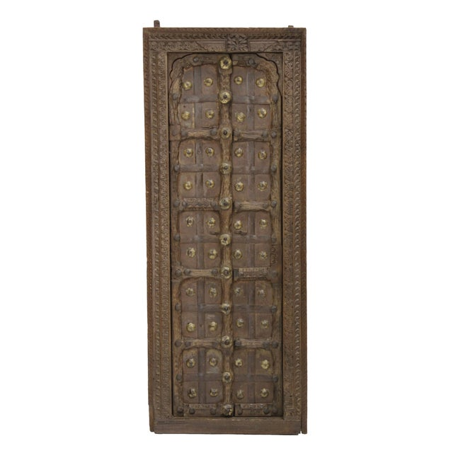 19th Century Anglo Indian Door - Image 2 of 4