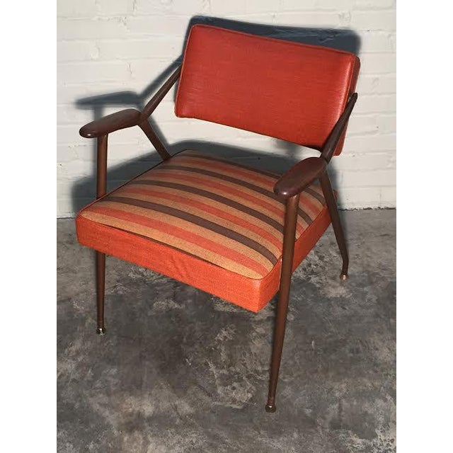 Viko by Baumritter Mid-Century Modern Lounge Chair - Image 2 of 11