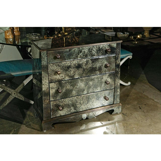 Image of Paul Marra European Style Mirrored Chest