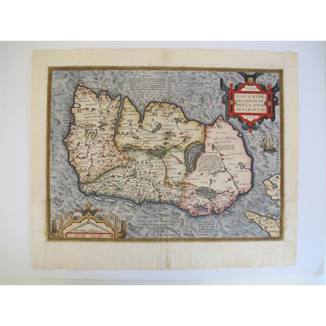 Antique Map of Ireland - Image 2 of 6