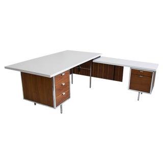 Knoll Executive Desk Return