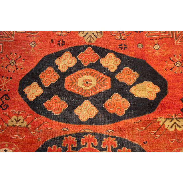 Image of 19th Century Khotan Rug