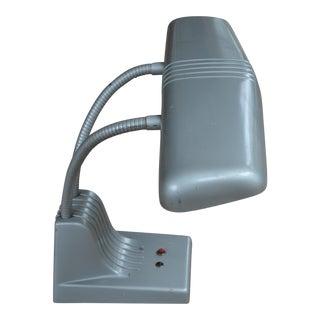 Vintage Industrial Dazor Model 1000 Desk Lamp