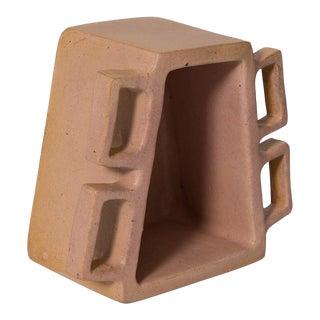 Ceramic Hand Built Vessel by Gabriela Valenzuela-Hirsch