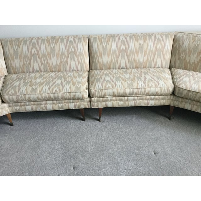 Mid Century Modern Custom Couch - Image 5 of 10