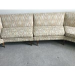Image of Mid Century Modern Custom Couch