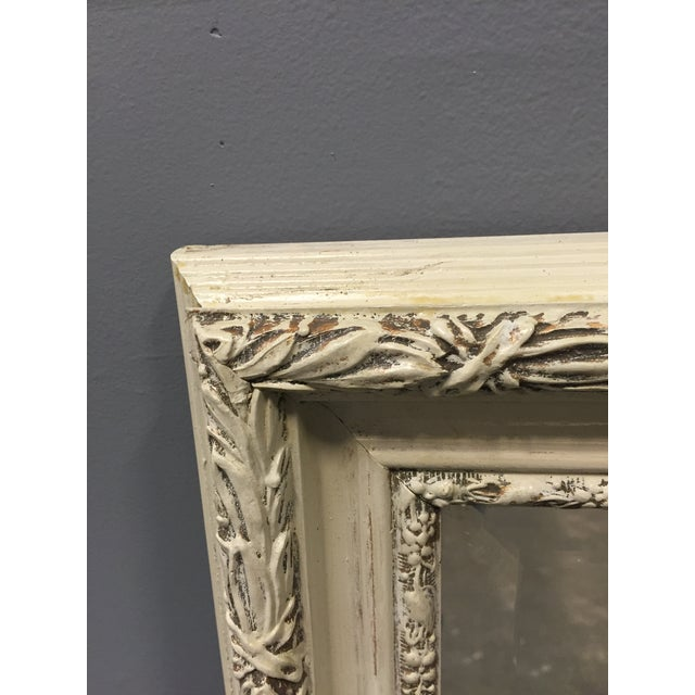 Shabby Chic Square Mirror - Design #21 - Image 3 of 4
