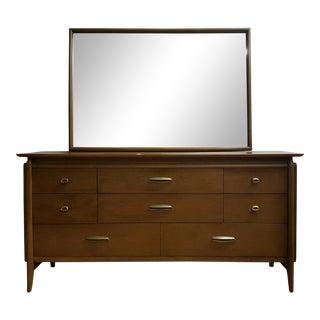 Drexel Projection Dresser & Mirror