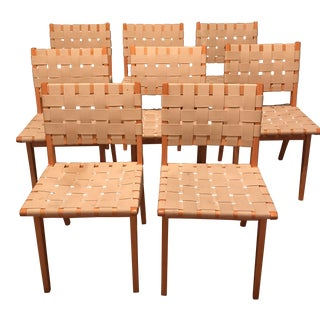Knoll Studio Chairs - Set of 8