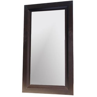 Large Custom Framed Mirror
