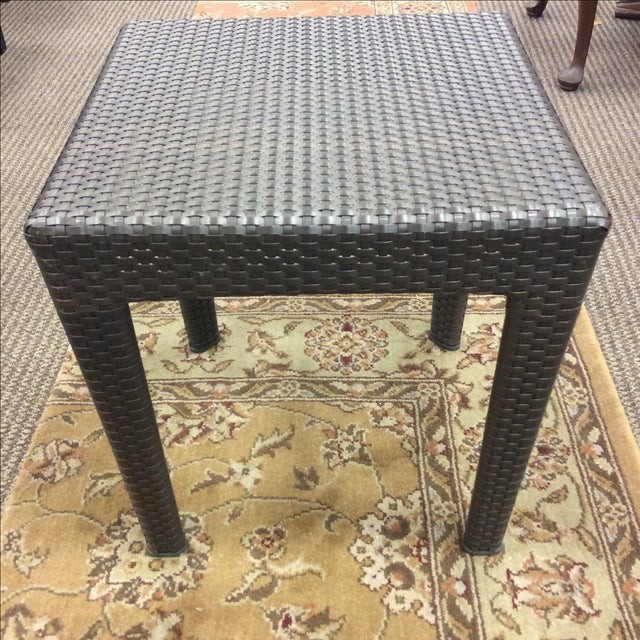 Dedon Side Table - Image 2 of 4