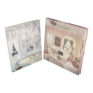 Design Books on Shabby Chic Cottage Design - A Pair