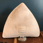 Image of Large Ceramic Arrowhead Sculptures - a Pair