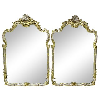 Gilded La Barge Mirrors - A Pair