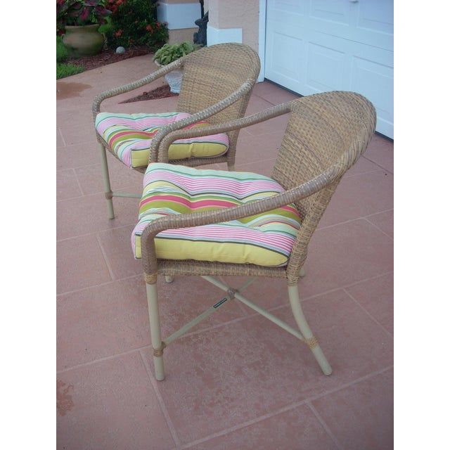 Brown Jordan Chairs - A Pair - Image 4 of 4