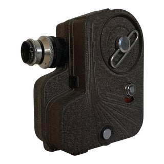 Vintage 8mm Univex Movie Camera