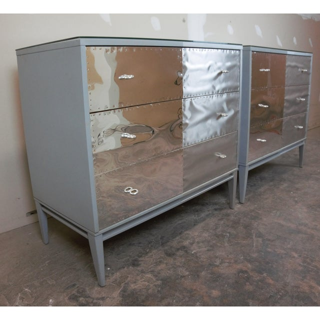 Paul McCobb Planner Group Brutalist Revision Dressers - A Pair - Image 2 of 10