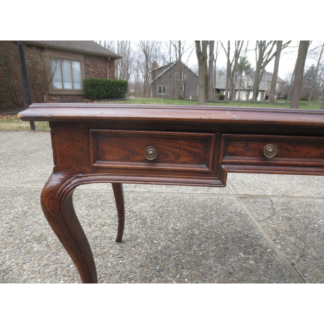 Vintage Henredon Desk From Indiana Governor - Image 7 of 8