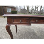 Image of Vintage Henredon Desk From Indiana Governor